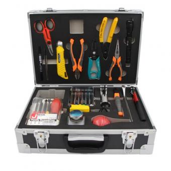 Handheld Fusion Splicing ToolKit Fiber